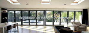 Aluminium Soundproof Folding Interior Door pictures & photos