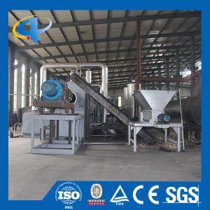 High Yield Efficiency Waste Tire Recycling Machine pictures & photos