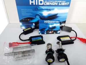 Hot Sale AC 55W HID Xenon Kit H4 Bi-Xenon (Slim ballast) High Quality HID pictures & photos