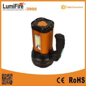 3900 Portable Lamp Searchlight USB Mobile Power Rechargeable LED Flashlight Outdoor USB LED Light pictures & photos