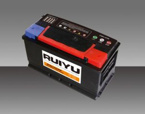 12 V 100ah Acid Lead Calcium Battery 60038 SMF pictures & photos