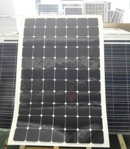 250W Semi Flexible Solar Panel Flexible Sunpower PV Modules pictures & photos