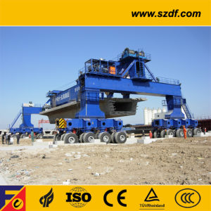 Rtg Crane / Bridge Girder Lifting Crane /Rtg Gantry Crane pictures & photos