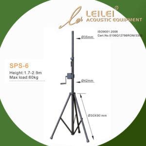 Adjustable Speaker Base Floor Stand (SPS-6) pictures & photos