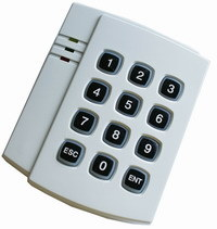 Em RFID Reader Access Control Keypad Stable Access Controller Factory pictures & photos