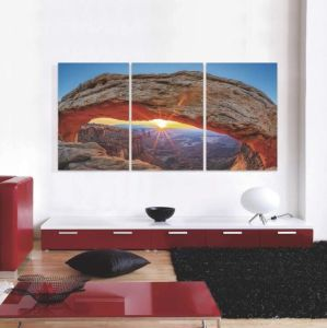 New Product 2016 Glass Painting Natural Scenery pictures & photos