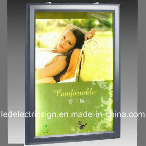 Acrylic Snap Frame Poster Light Box pictures & photos