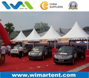 4mx4m Pagoda Tent Combined Together for Car Show pictures & photos