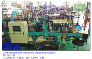 LED Glass Bulb Assembling Machines pictures & photos