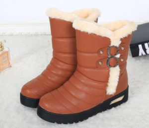 2015 Classical Boot/Women Warm Winter Boot /Snow Boot pictures & photos
