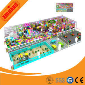 Children Indoor Soft Playground For3-12 Years Old (XJ5048) pictures & photos