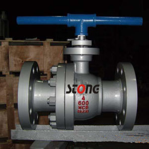Floating Ball Valve with RF Flange, Butt Weld End pictures & photos
