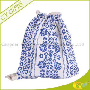 2016 New Style Cotton/Canvas Drawstring Bag