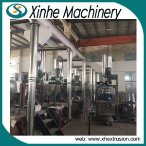 High Quality Plastic PVC Door and Window Still Board Extrusion Machine Line pictures & photos