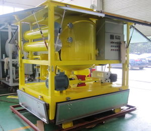 Vacuum Transformer Oil Cleaning Machine with Trailer pictures & photos