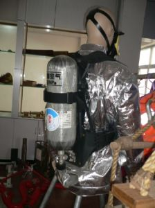 High Quality Self-Contained Positive Pressure Air Breathing Apparatus for Fire Fighting pictures & photos