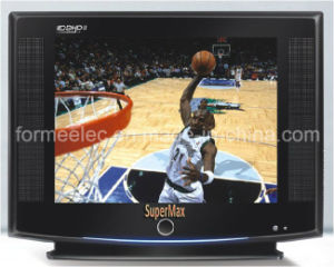 "21"" CRT TV 21B Normal Flat TV pictures & photos"