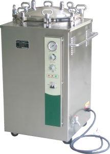 Hospital Sterilizer Equipment/ Vertical Pressure Steam Sterilizer pictures & photos