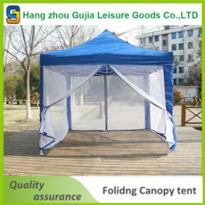Folding Ez up Pagoda Tent with Side Walls