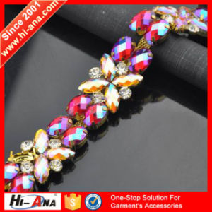 High Productivity Ensures Timely Delivery Top Quality Rhinestone Cup Chain pictures & photos