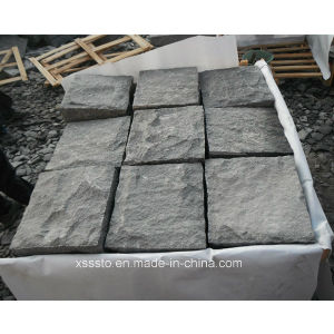 Natural Stone Step Tiles G654 Padang Dark Granite for Flooring pictures & photos