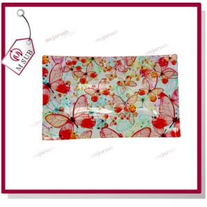 Customized Sublimation Glass Plates with Designs pictures & photos