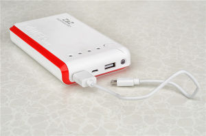 Manufacture Intelligent Battery Phone Charger pictures & photos