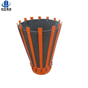 Downhole Cementing Slip on Canvas Steel Finger Casing Cement Basket pictures & photos