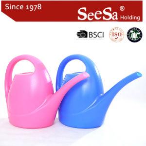 Plastic Garden Household Garden Pot Watering Can (SX-605(PE)) pictures & photos