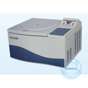 Tabletop High Speed Refrigerated Centrifuge (H2500R) pictures & photos