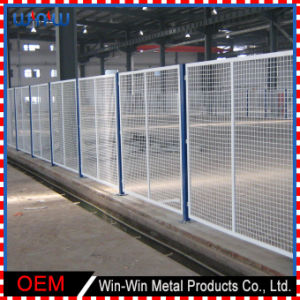 Temporary Fencing Iron Metal Mesh Privacy Garden Cheap Fence Panels pictures & photos