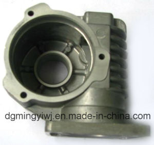 Die Casting Aluminum Alloy for Auto Parts (AL43) with Silver Surface Made by Mingyi