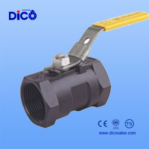 Carbon Steel 1PC Ball Valve pictures & photos