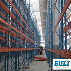 China Supplier Steel Structure Heavy Duty or Middle Duty Selective Pallet Racking pictures & photos