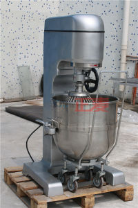 Ce Standard Full Stainless Steel Double Speed Planetary Mixer Machine (ZMD-30) pictures & photos