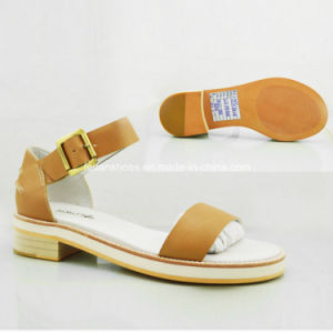 High quality Fashion Women Shoes Casual Sandal (OLY16314-17) pictures & photos