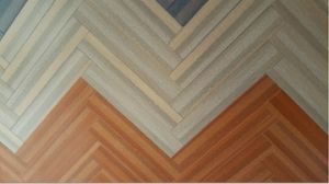 Herringbone Engineering Wood Floor with CE ISO9001 pictures & photos