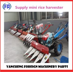 Supply Mini Rice Harvester/Rice Harvest Machine/Small Rice Harvester for Sale pictures & photos