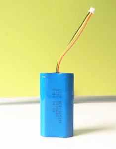 3.7V 5800mAh 1s2p NCR18650PF Lithium Battery Pack pictures & photos