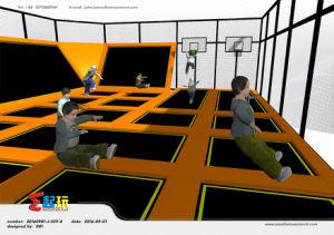 Innovative Indoor Gymnastics Trampoline Park pictures & photos