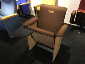 New Elegant Bentwood Lecture Hall Seat Seating, Auditorium Theater Chair pictures & photos