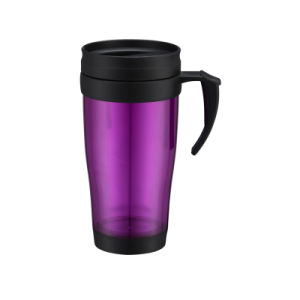 Hot Sales Stainless Steel Insulated Auto Mug with Handle pictures & photos