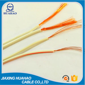 High Quality White PVC Speaker Cable with SGS Approved pictures & photos