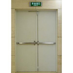 2hrs UL Steel Escape Fire Door