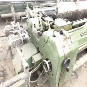 Good Condition Second-Hand Sulzer P7100-390cm Rapier Loom Machine pictures & photos