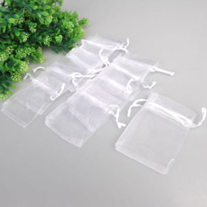 Organza Drawstring Party Favour Bags pictures & photos