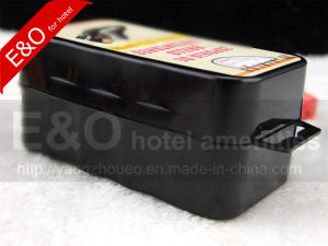 Hotel Shoe Shine with Sponge, Hotel Amenities, Hotel Consumable Products pictures & photos