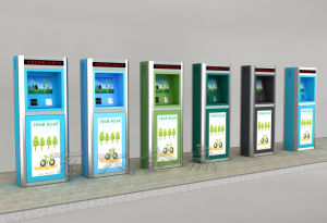 Public Bicycles-Olive Drab Improved Type Central Control Cabinet pictures & photos
