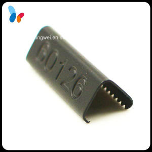 Custom Metal End Clip Prong Type Aglets for Leather Belt pictures & photos