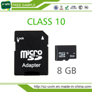 8GB Micro SD Card with Free Adapter pictures & photos
